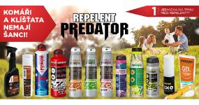 Repelenty Predator ochrání celou smečku