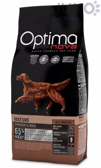 OPTIMAnova dog MATURE 12kg